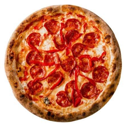 Пицца  Паперончино 🌶️